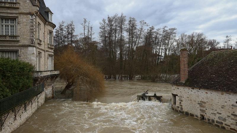 Risques d'innondation