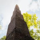 Tour de briques à la butte de Montassis