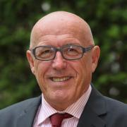 Photo élu, Bernard Corneille