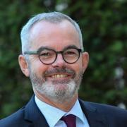 Photo élu, Bernard Cozic