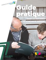 Couverture du guide pratique pour les personnes en situation de handicap