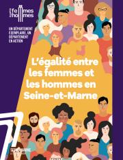 couverture du rapport égalité femme-homme 2020
