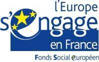 Logo FSE l'Europe s'engage