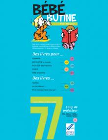 Couverture Bébébutine n°15 (2010)