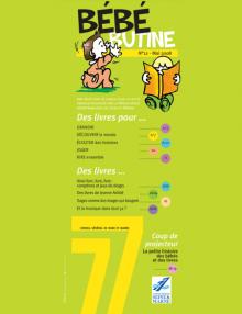 Couverture de Bébébutine n°12 (2008)