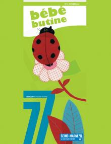 Couverture Bébébutine n°17 (2011)