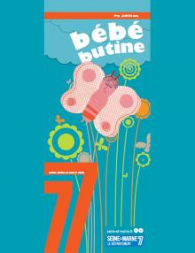 Couverture du Bébébutine n°19 - 2014