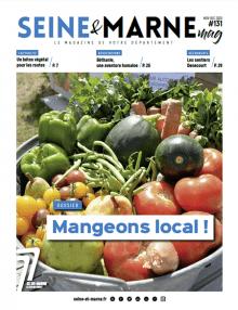 Couverture du Seine & Marne Mag n°131