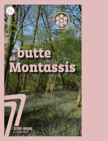 Couverture de la publication sur l'ENS de la butte de Montassis