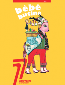 couverture publications Bébébutine