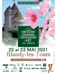 Affiche de l'évènement Journée des plantes & art du jardin édition 2021