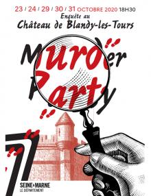 Murder Party Blandy-les-Tours
