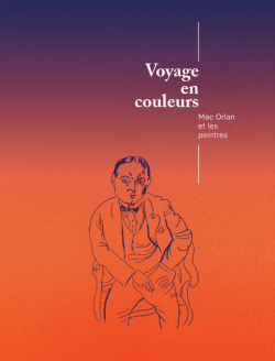 Couverture catalogue exposition Mac Orlan