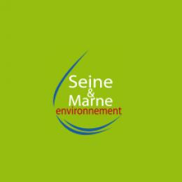Logo Seine-et-Marne Environnement