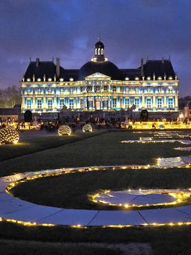 Lumières château Vaux-le-Vicomte 2020