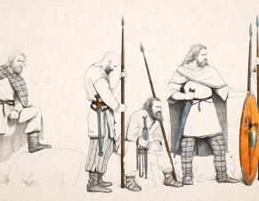 Exposition sur les Sénons, illustration 2020