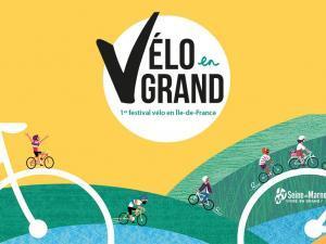 Affiche du salon Vélo en Grand