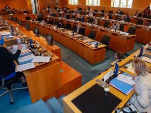 Séance publique du Conseil départemental le 5 mars 2021