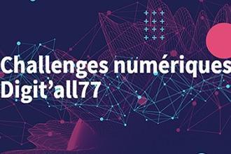 Visuel des challenges numériques 77