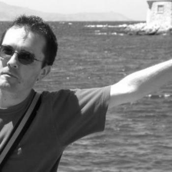 Samuel Paty, professeur d'histoire-géographie assassiné en octobre 2020