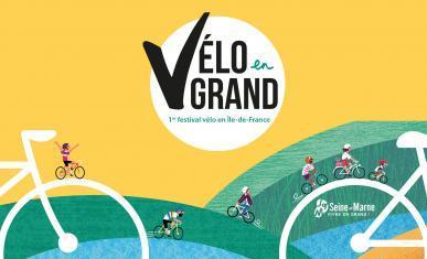 Affiche de Vélo en Grand 2021