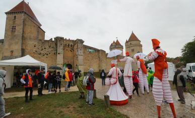 Randonnée des 3 châteaux