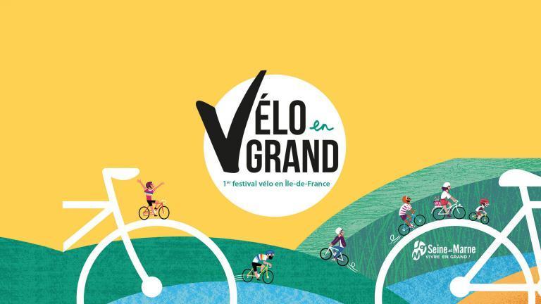 Vélo en Grand
