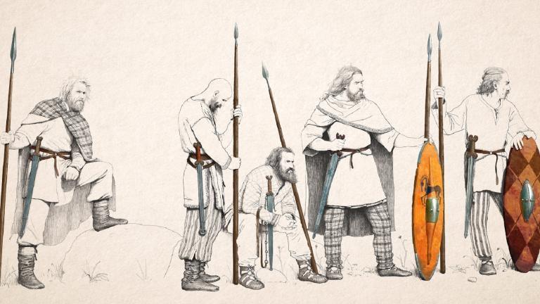 Guerriers Sénons