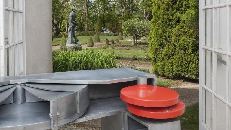 Œuvre de Michel Dufet au musée-jardin Bourdelle